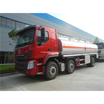 30000 liters capacity 6x4 fuel tank truck