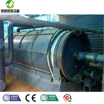 Automatic Plastic to Fuel Machine for Sale