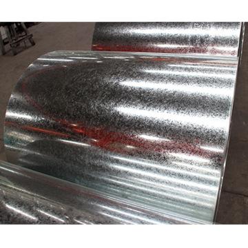 0.5mm thick cold rolled Galvanized steel sheet in coil price steel coil manufacture