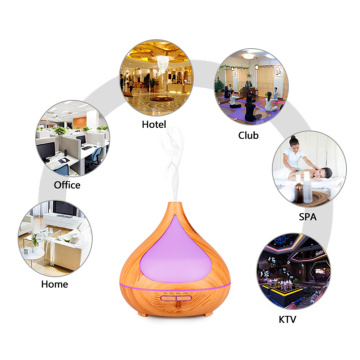 400ML Walmart Ultrasonic Aromatherapy Essential Oil Diffuser