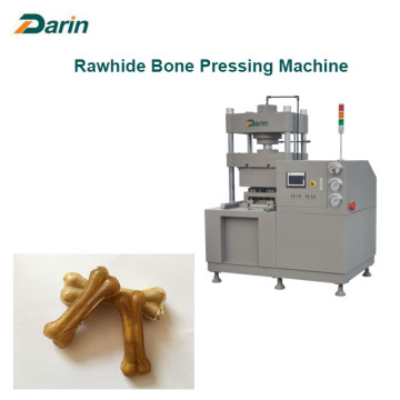Animal Skin Treats Bone Shape Pressing Machine