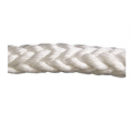 Strong endurance 6mm polyester pp braided nylon rope