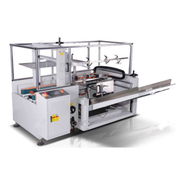 Automatic carton errector machine