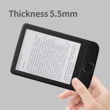 BK4304 4.3 inch OED Eink Screen Digital Smart Ebook Reader Children Reading Review Electronic Book Birthday Gift