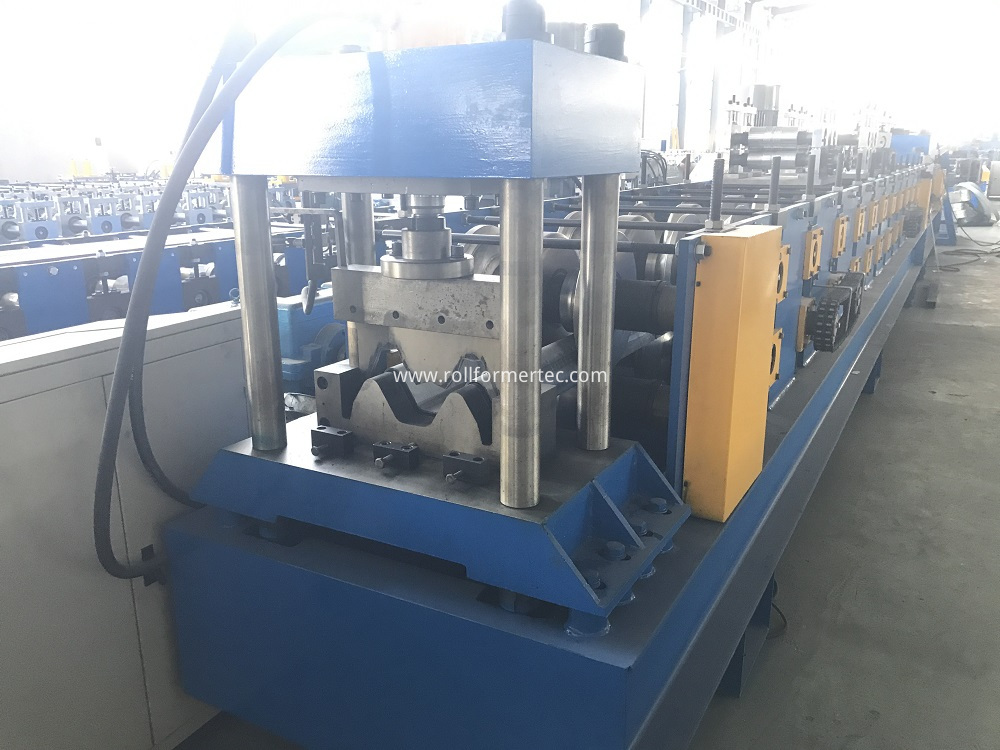 highway guard rollforming line 1