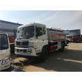 Dongfeng 3cbm to 6cbm oil fuel tanker truck