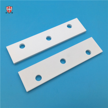 grinding milling heat sink 95% alumina ceramic bar