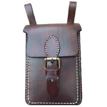 Vintage Leather Shoulder Mobile Phone Crossbody Bag