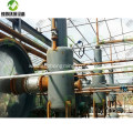 Recycling Plastic Waste Pyrolysis Reactor