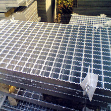 Galvanized S Type Steel Grating