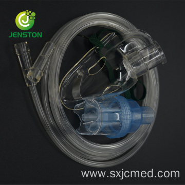 Disposable Medical PVC Nebulizer Tubing Mask