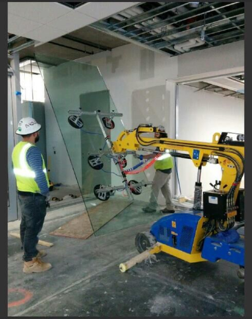 XTS400 Vacuum Glass Installation Lifter