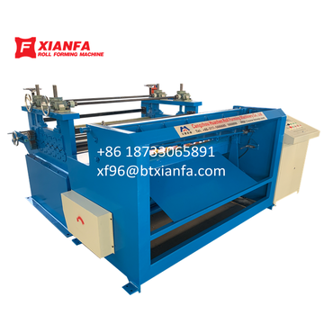Cut to Length Forming Machine
