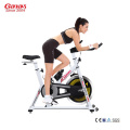 Upright Stationary Exercise Spin Bike Indoor Workout