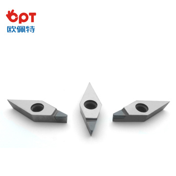 Diamond PCD cutter inserts PCD countersink tool for aerospace