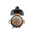 "Charcoal Barbecue Smoker Grill 18""  Kamado"