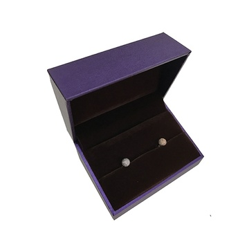 purple ring and necklace box for sale