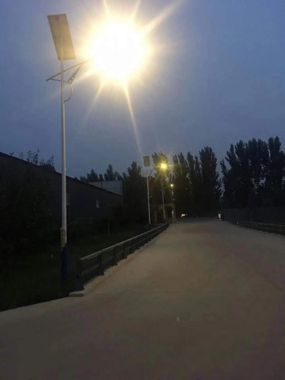 5M Integrated Solar Street Light