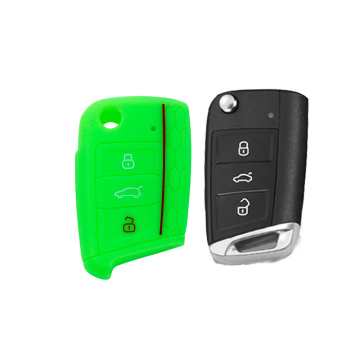 factory cheap price car key case for vw