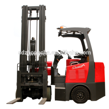 THOR 2.5kg articulated narrow roadway electric forklift