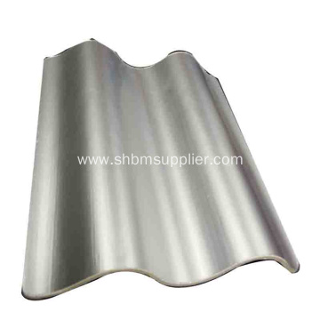 ECO Friendly Heat-proof Corrosion-Resistant MgO Roof Sheets