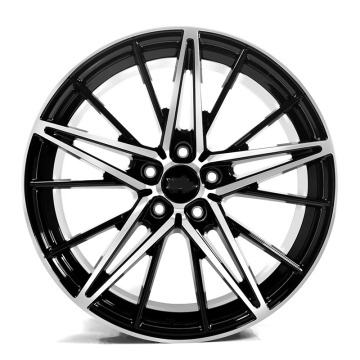 Gunmetal 18inch alloy wheel Staggered