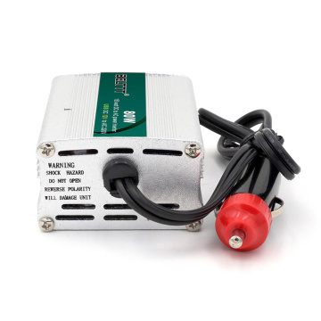 80W 12VDC24VDC to 110VAC220VAC Mini Car Inverter