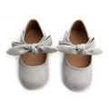Rubber Baby Party Mary Jane Shoes with bow
