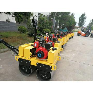 Best seller walk behind asphalt vibratory road roller
