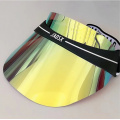 Plastic Sun Visor Cap Hat Wholesale Uv Protection