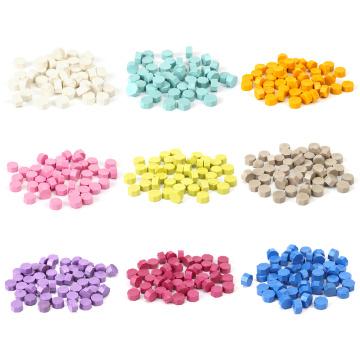 100pcs Sealing Wax Pills Seal Stamp Beads Envelope Grain Vintage Wax Wedding for Wedding Parties Invitations Presents