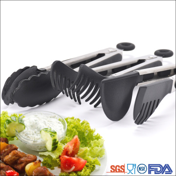 Pasta Bread Nylon kitchen tong