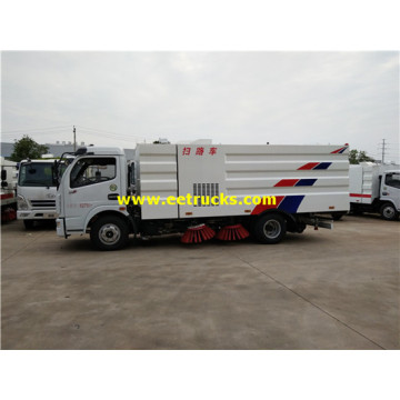 5500L 120hp Airport Sweeper Trucks