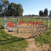 Cattle Horse Paddock Metal Round Pen Fence