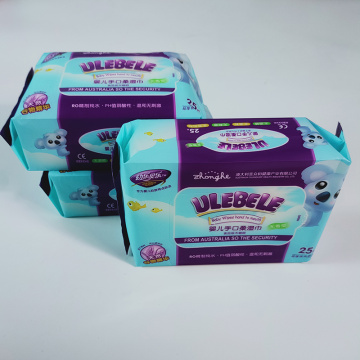 Skin Friendly Chlorine Free Sensitive Baby Wipes