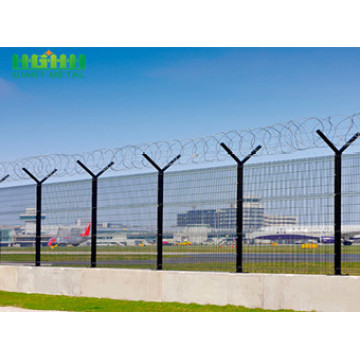 High Quality Y Post Security Airport Fence