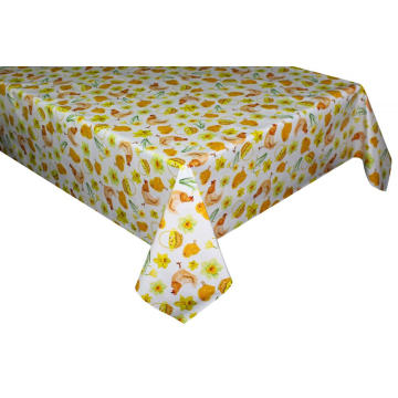 Pvc Printed fitted table covers Linen David Jones