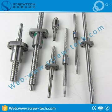 Produce high quality SFK0401 ball screw for gearbox
