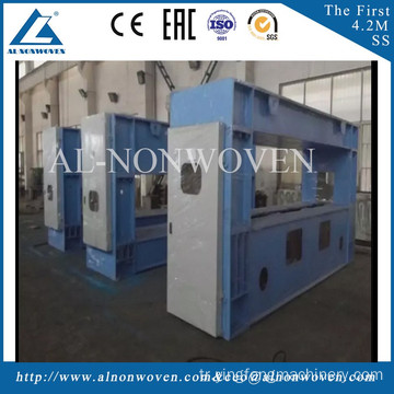 needle punching making machine/needle punching room