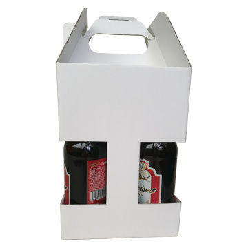 High Quality Corrugated Paper Beer Paper Box