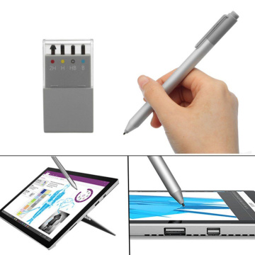 Stylus Pen Tip Portable Easy Replace Replacement Tool Kit Reduced Scrape Mini Writing For Microsoft Surface Pro 4 5 &1124