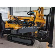 350m rockdrill Crawler Hydraulic Water Well Drilling Rig