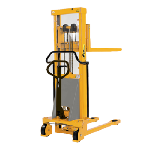 Lift stacker shop caddy