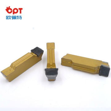PCD dorian grooving carbide inserts for sale