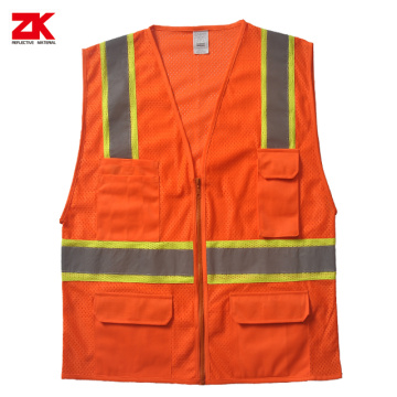 Hot sell EN471 reflective safety vest