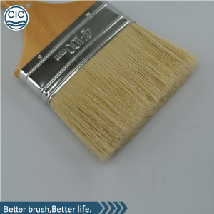 Wooden Handle Cheap Bristle paint brushes