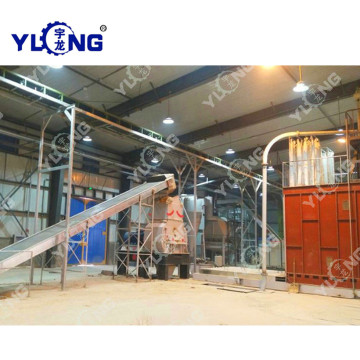 Biomass Straw Hammer Mill