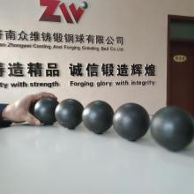 High hardness high chrome cast iron balls