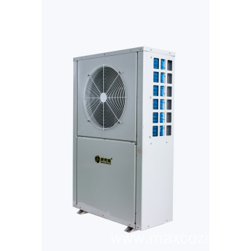 Family circulating heat pump