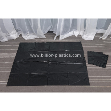 Heat Sale Black Heavy Duty Plastic Garbage Bag